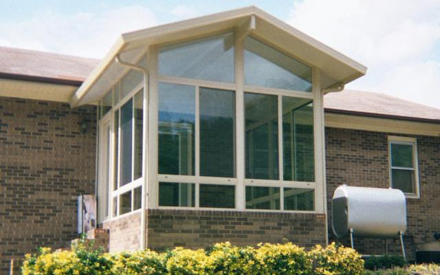 Four Season Room Enclosure