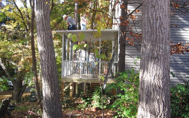 Installation Gallery West Window