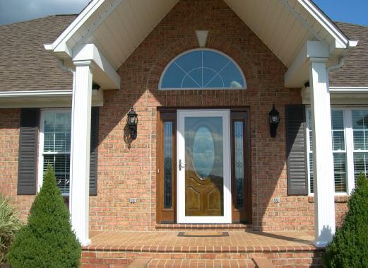 Insulated Storm Doors