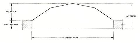 bow window diagram
