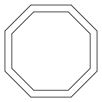 fixed octagon