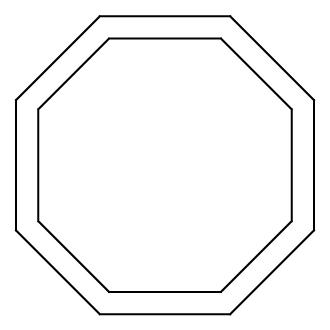 fixed octagon